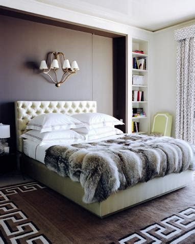 fur wallpaper for bedrooms faux fur bedroom throws design ideas