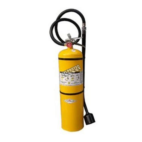 Fires Publicist by Amerex Extinguisher With Copper 30 Lbs Type D For