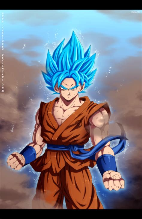 Pajangan Goku Saiyan 2 saiyan god hd wallpaper wallpapersafari