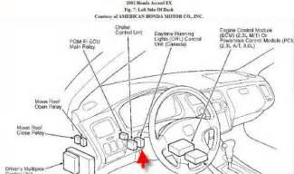 22055d1235773634 drl egr problems 99 accord drlcontrolunitaccord 2007 honda accord drl light module on acura mdx trailer wiring harness