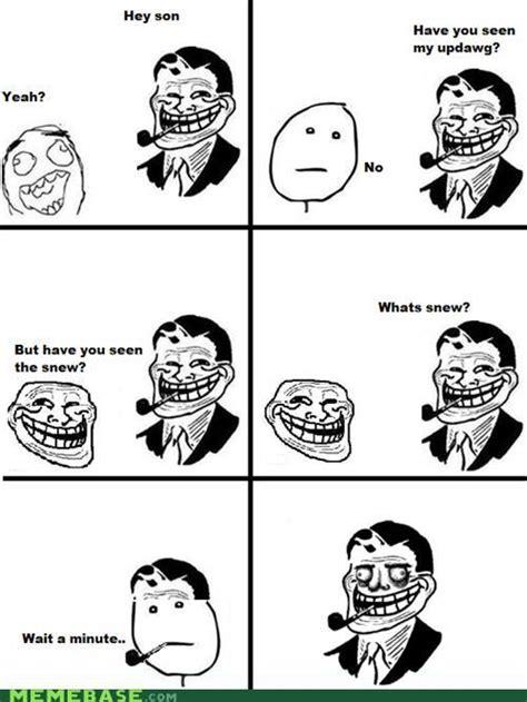 Know Your Meme Troll - image 221351 trolldad know your meme