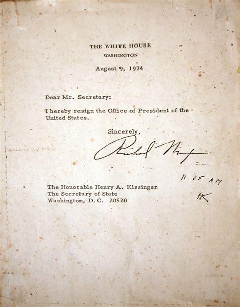 Nixon Resignation Letter Pdf nixon resignation letterjpg pictures