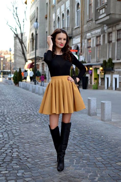 how to the most flattering skirt for you glam