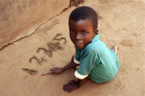 The Child afid countries accounting for international development