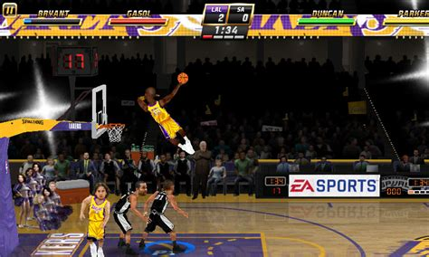 nba jam android slamma jamma nba jam screenshots and images