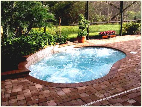 how much does a small inground pool cost backyard design
