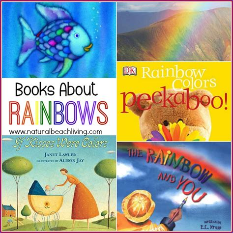 story book themes for preschool 10 awesome books about rainbows color themes rainbows