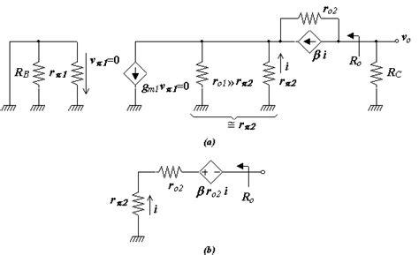 transistor darlington calculo lificadores diferenciais e multiandar