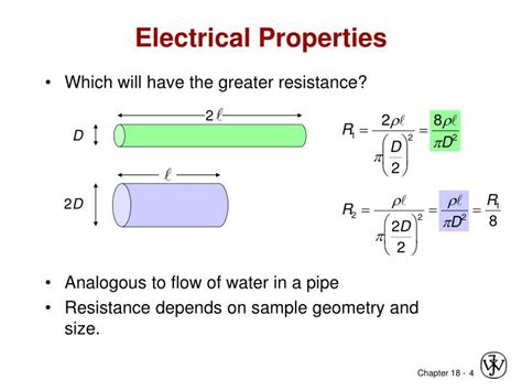 electrical properties of resistors electrical properties of resistors 28 images chapter 4 components for electronic systems ppt