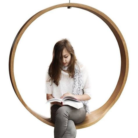 how to make a swing chair swing wooden circle chair the green head