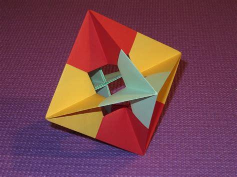 Platonic Solids Origami - free photo octahedron platonic solid origami free