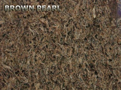 Brown Pearl Granite Countertop Pictures by Pin Cultured Marble Shower With Glass Block Half Wall Cake