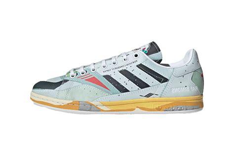 adidas raf simons torsion stan smith white navy ee7953 fastsole