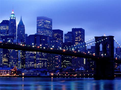 From Manhattan With manhattan skyline from new york picture