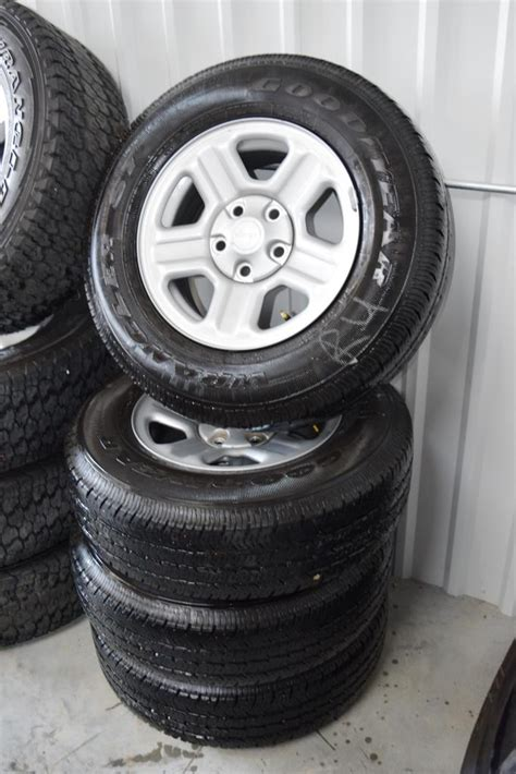 Used Jeep Rims 16 Inch Jeep Wheels Tires Oem Factory Wheels Rims Ford