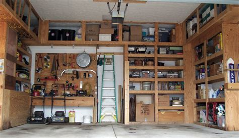 Garage Storage Shelf Ideas Garage Cabinets Garage Cabinets And Shelves