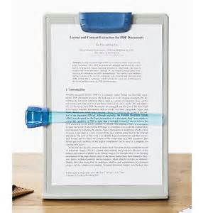 a4 clip typing paper holder document adjustable copy paper
