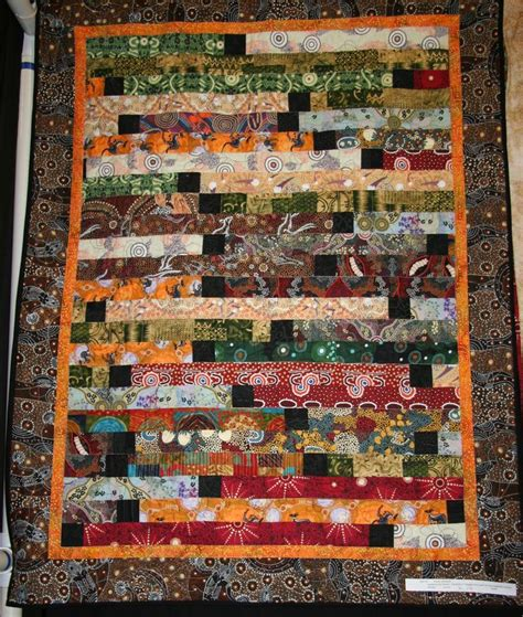 aboriginal design quilt cover 14 best aboriginal fabric quilts images on pinterest