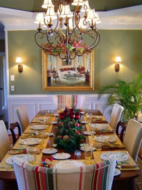 christmas table setting decoration ideas 2017