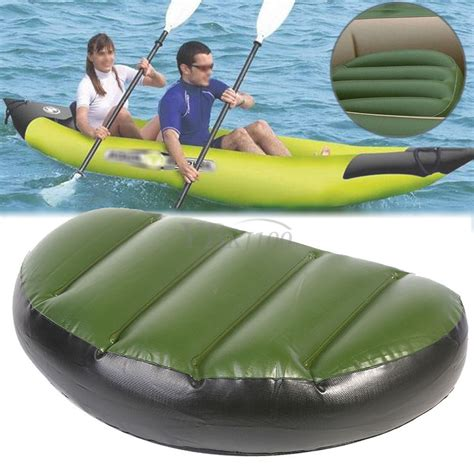 boat seat cushion material durable outdoor cing water sport boat seat inflatable