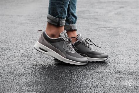 Nike Airmax Thea W1 nike womens air max thea black wolf grey