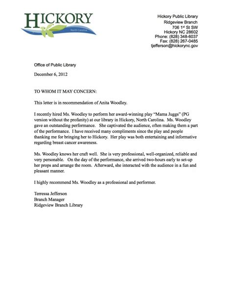 Endorsement Letter For On The Endorsement Letters Woodleyanita Woodley