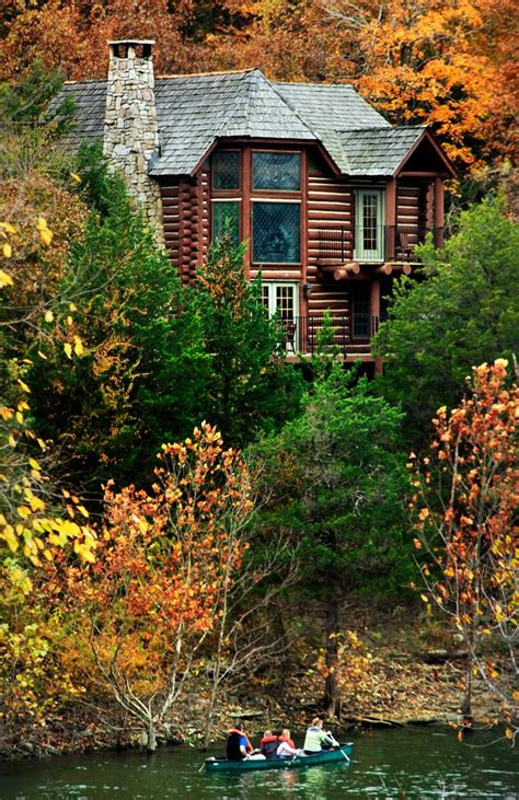 such a beautiful cabin setting cabins log homes and
