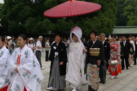 Wedding Ceremony In Japan by Arranged Marriages Past And Present Owlcation