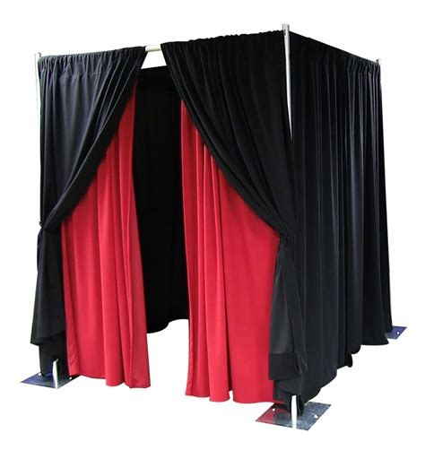 piping drapes pipe and drape photo booth kits specialty production and