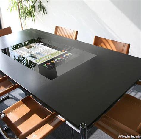 Weißer Schreibtisch Mit Glasplatte by Medientechnik Audiotechnik Videotechnik F 252 R Konferenzraum