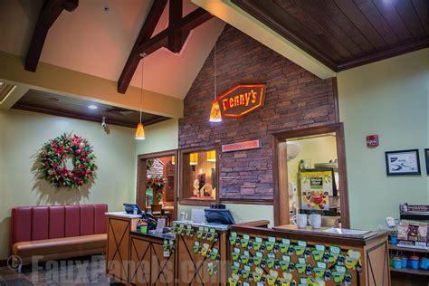 interior decor franchise enhance restaurant interior design creative faux panels
