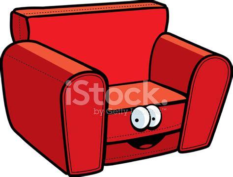 Car Armchair Cartoon Chair Stock Vector Freeimages Com