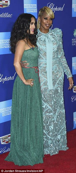 darkest hour jackson ms mary j blige stuns in dramatic semi sheer turquoise gown