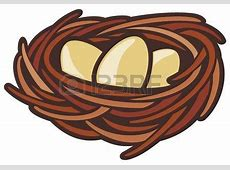 Nest clipart - Clipground Hot Dog Clipart Black And White