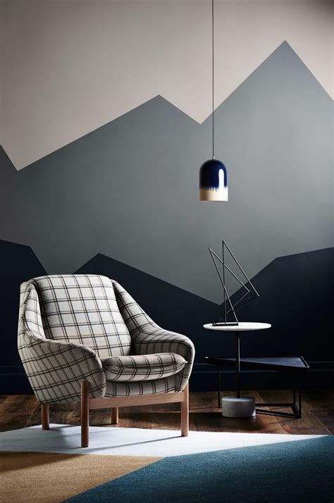 painted wall designs best 25 wall paint patterns ideas on pinterest