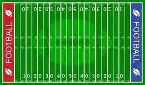 football field black football helmet clipart clipartix