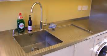 Cleaning Bathroom Taps Stainless Steel Kitchens Made To Measure Stainless