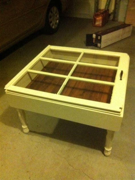 Antique Window Coffee Table Vintage Window Coffee Table