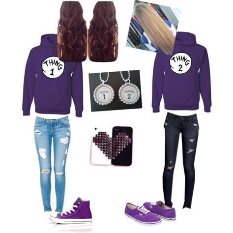 Matching Clothes Best Friend Matching 1 Polyvore Models Picture