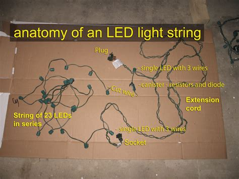 georgesworkshop fixing led string lights