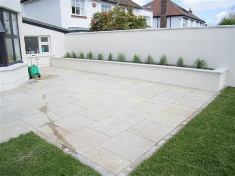 patio slabs ireland landscapers contract and garden design for churchtown dublin
