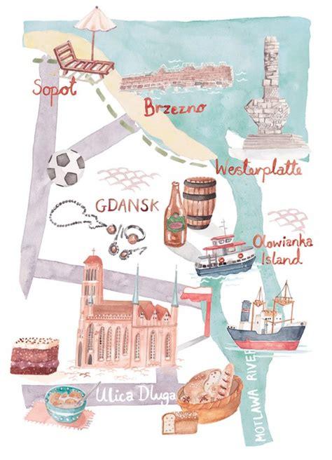princess cruises journey magazine map illustrations for princess cruises journey magazine