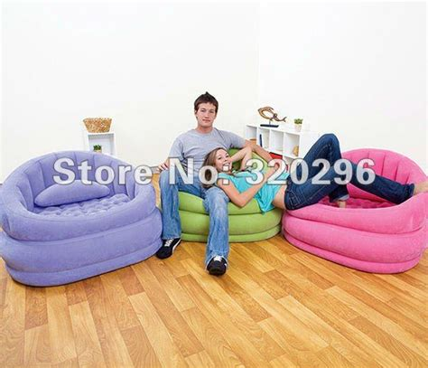 intex blow up couch high quality intex blow up sofa intex 68563 in inflatable