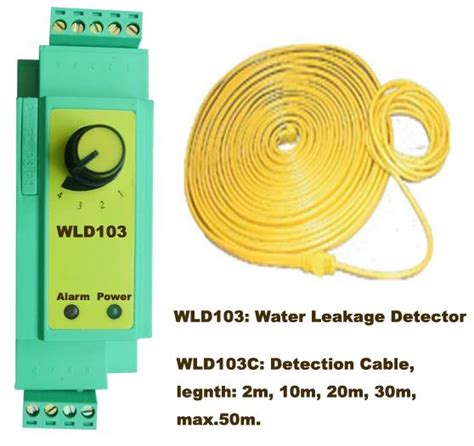 Photoelectric Water Leakage Immersion Detector museum alarm system detector large scale water leakage