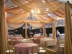 How To Drape A Tent Ceiling Draping A Tent Help Weddingbee