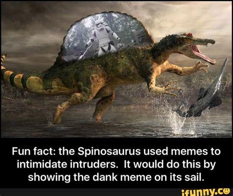 Jurassic Park Birthday Meme - image gallery spinosaurus meme
