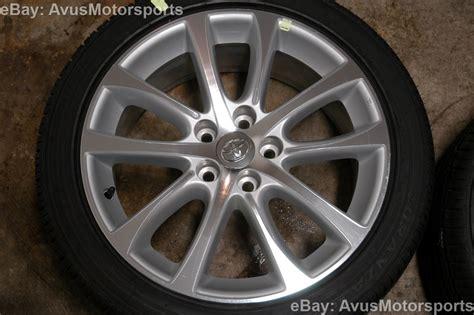 Toyota Rims 2013 Toyota Avalon Oem 18 Wheels Tires Tacoma Rav4
