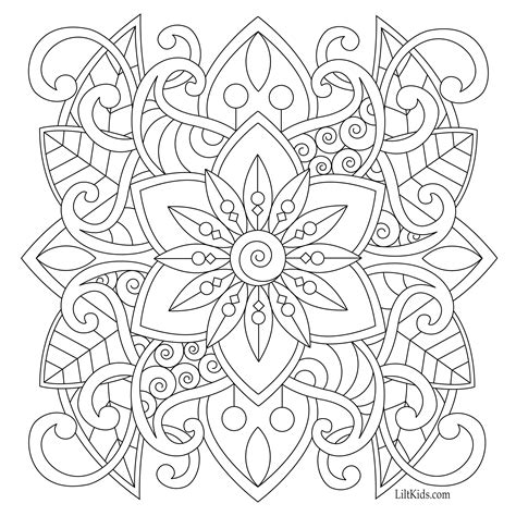 coloring pages adults easy lilt kids coloring books free adult coloring book pages