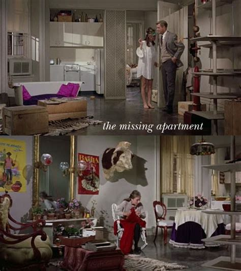 holly golightly bedroom the hooked nose the missing apartment of holly golightly