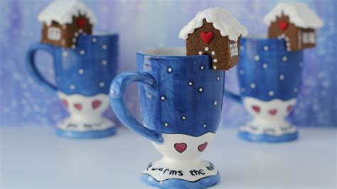mini gingerbread house mini gingerbread houses for your mugs recipe from tablespoon